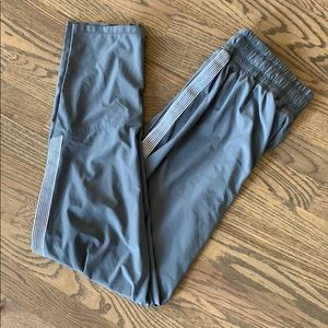 EUC Victoria Secret VSX striped side track pant